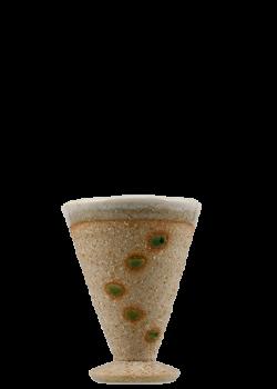 Ein Ochoko Soba für Sake