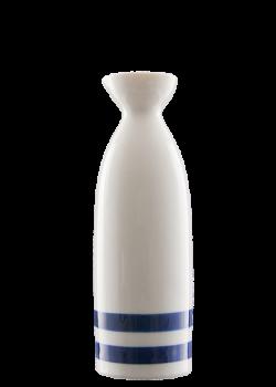 Tokkuri Kiki in weiß-blau