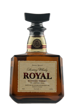Suntory Royal Whisky aus Japan