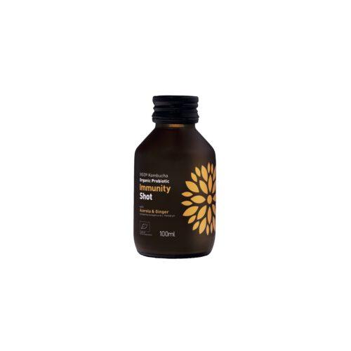 Kombucha wellness immunity shot